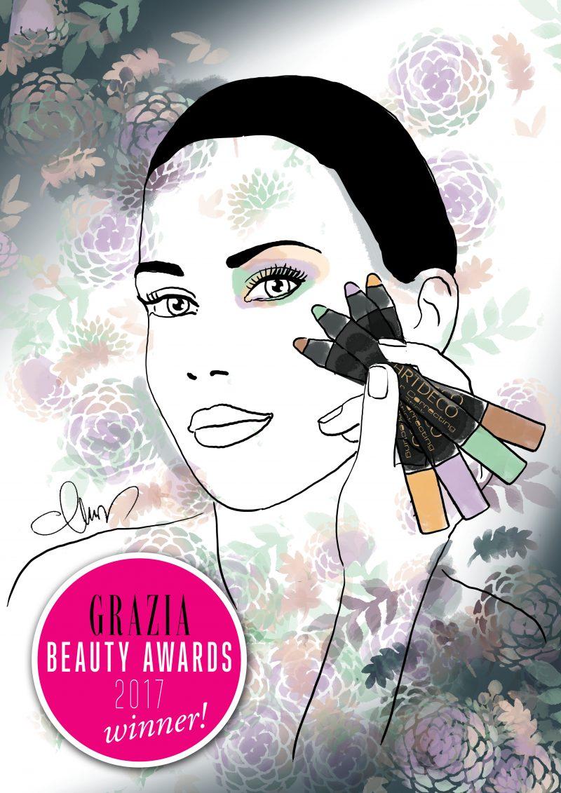 Grazia Beauty Awards 2017