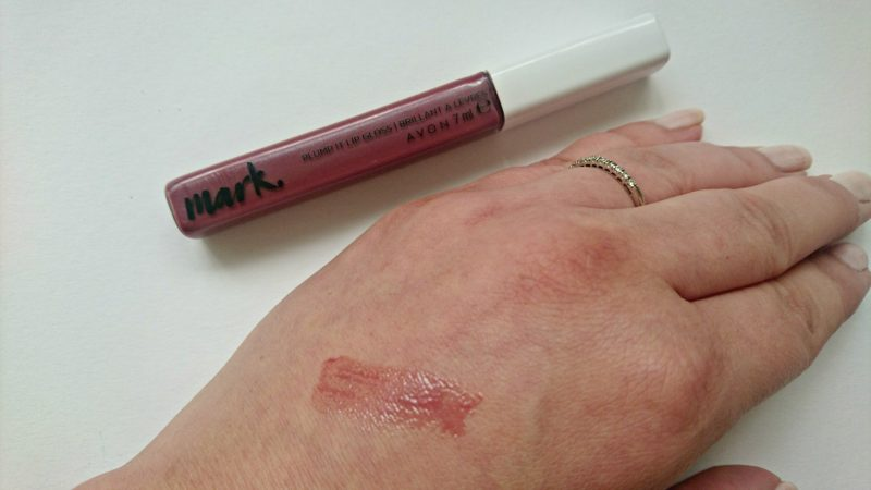 Avon Mark plump it lip gloss