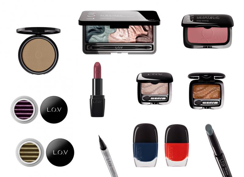 L.O.V Summer 2017 liquid matte lipstick