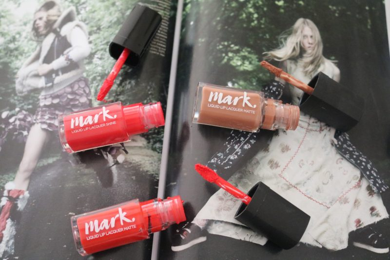 Avon Mark Liquid Lip Lacquers