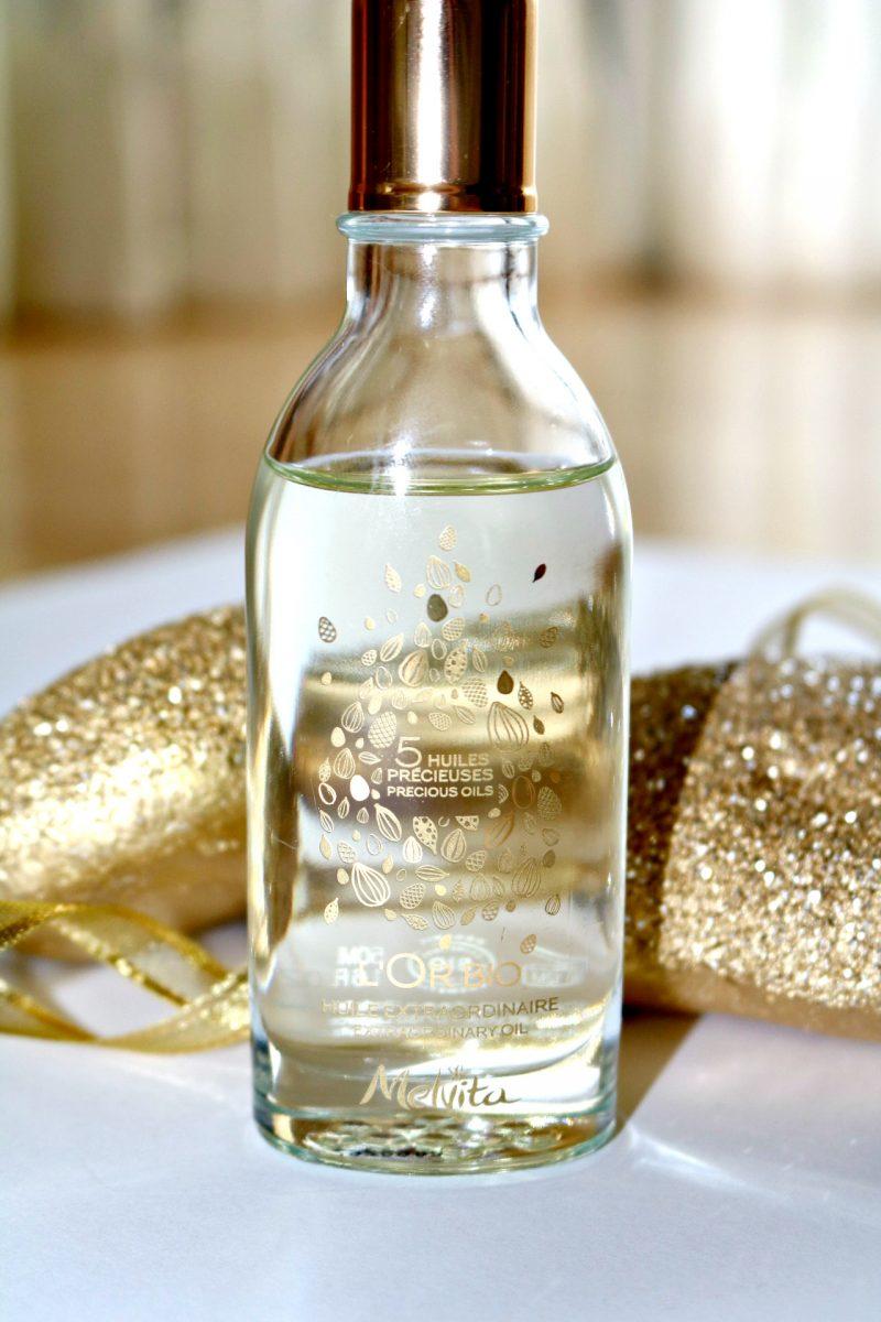 Melvita L'Or Bio bottle