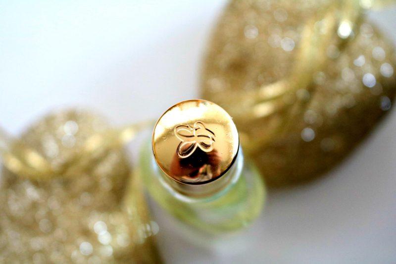 Melvita L'Or Bio bottle cap