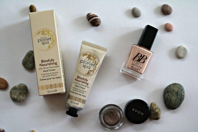 Avon hand cream nail polish Beautyful Bloggers MeetUp