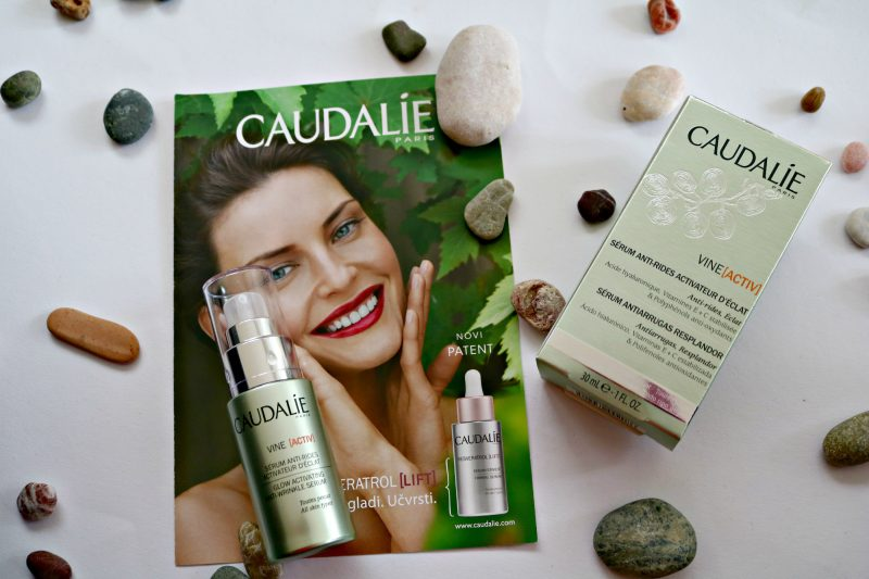 Caudalie Vine Activ serum Beautyful Bloggers MeetUp