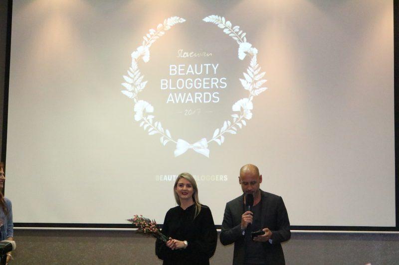 Kozmetika Afrodita best slovenian brand Beautyful Bloggers MeetUp