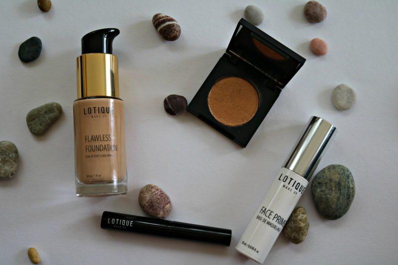 Lotique make-up foundation primer eyebrow Beautyful Bloggers MeetUp