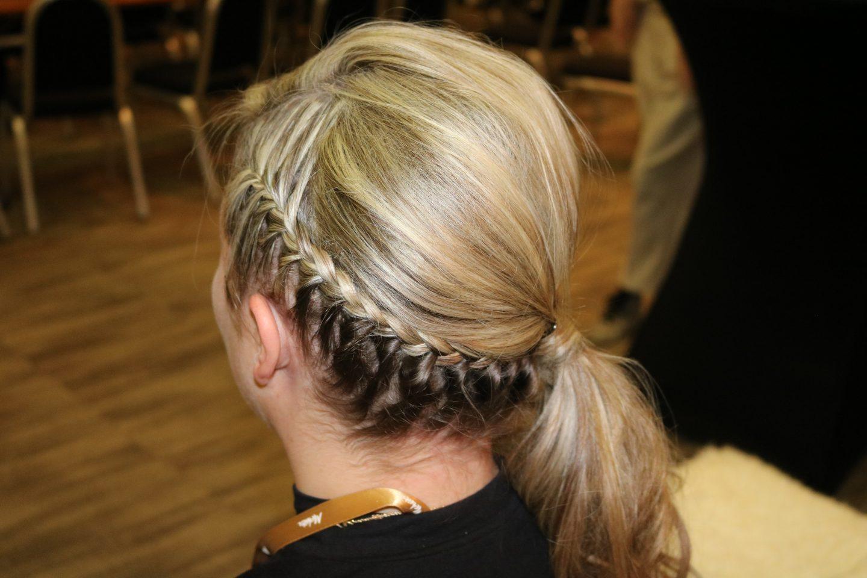 Med in mleko hairdo 2 Beautyful Bloggers MeetUp