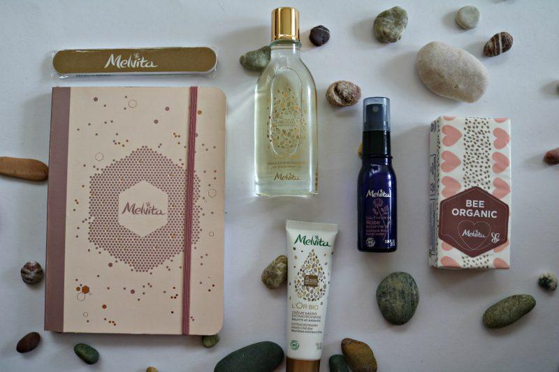 Melvita oil hand cream Beautyful Bloggers MeetUp