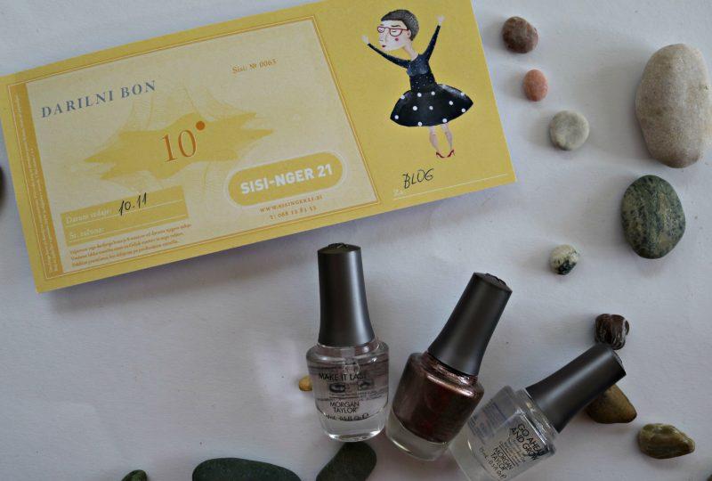 Morgan Taylor nail polish Beautyful Bloggers MeetUp