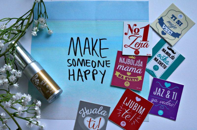 MySpirit perfume stickers