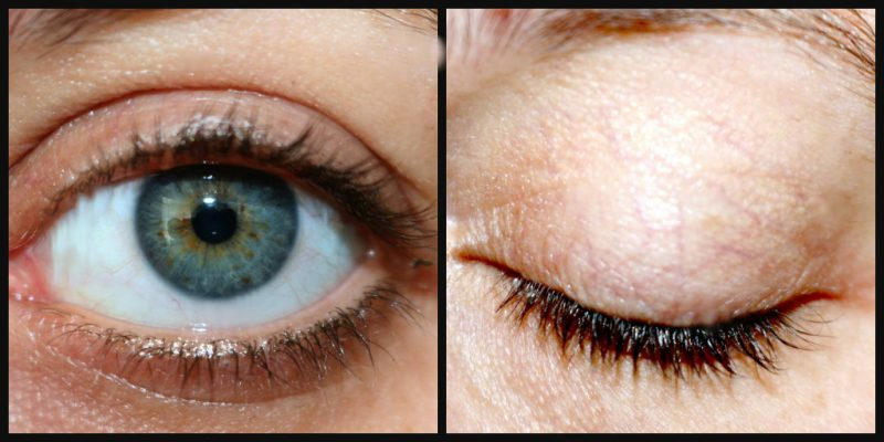 Long4Lashes before and after photo