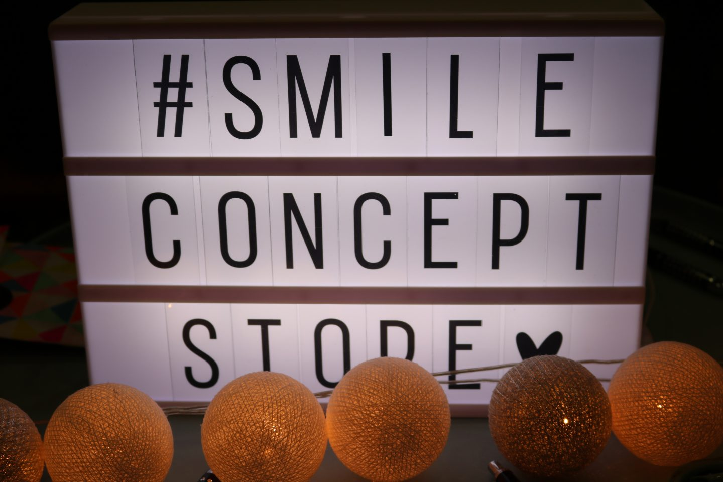 Smile concept store 2 Beautyful Bloggers MeetUp