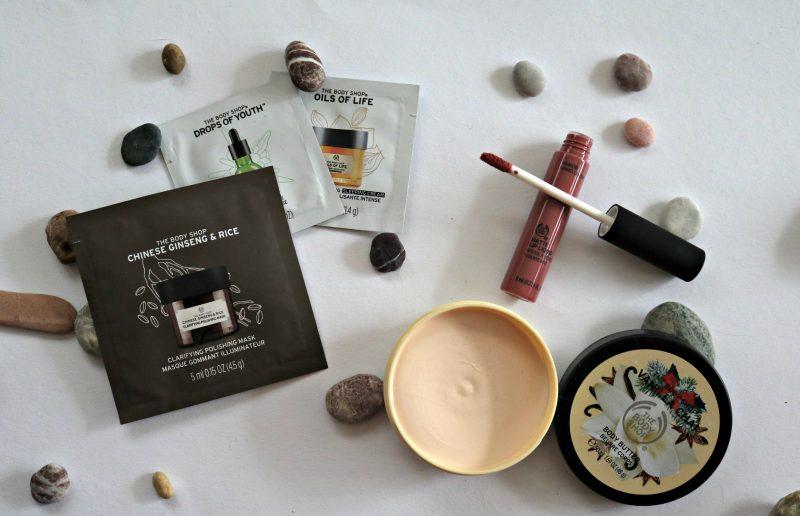 The Body Shop Slovenija matte lip liquid body butter Beautyful Bloggers MeetUp