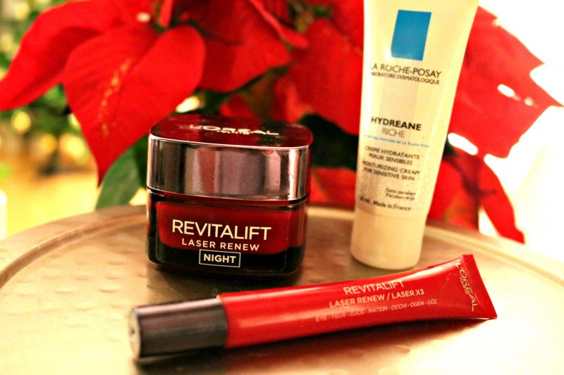 Best skincare products 2017 Blogmas L'Oreal Revitalift