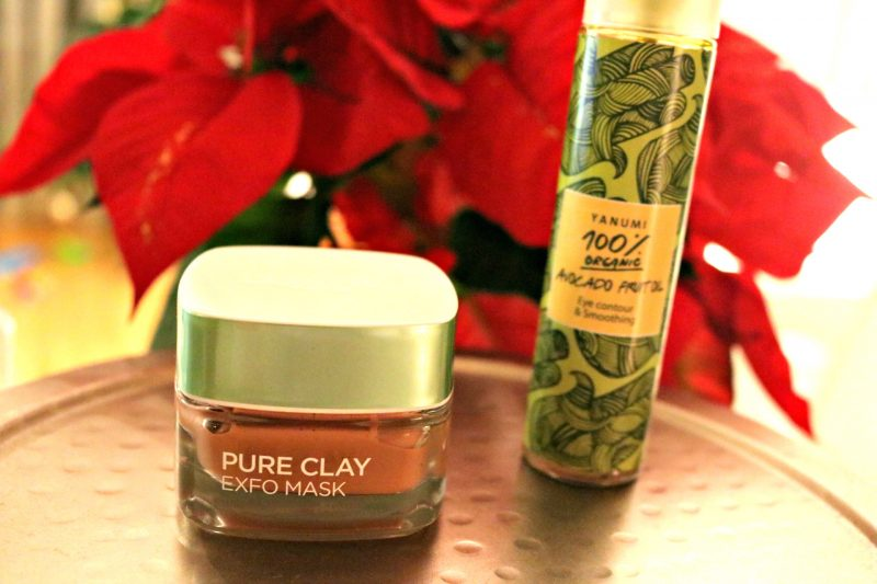 Best skincare products 2017 Blogmas L'Oreal Mask Yanumi