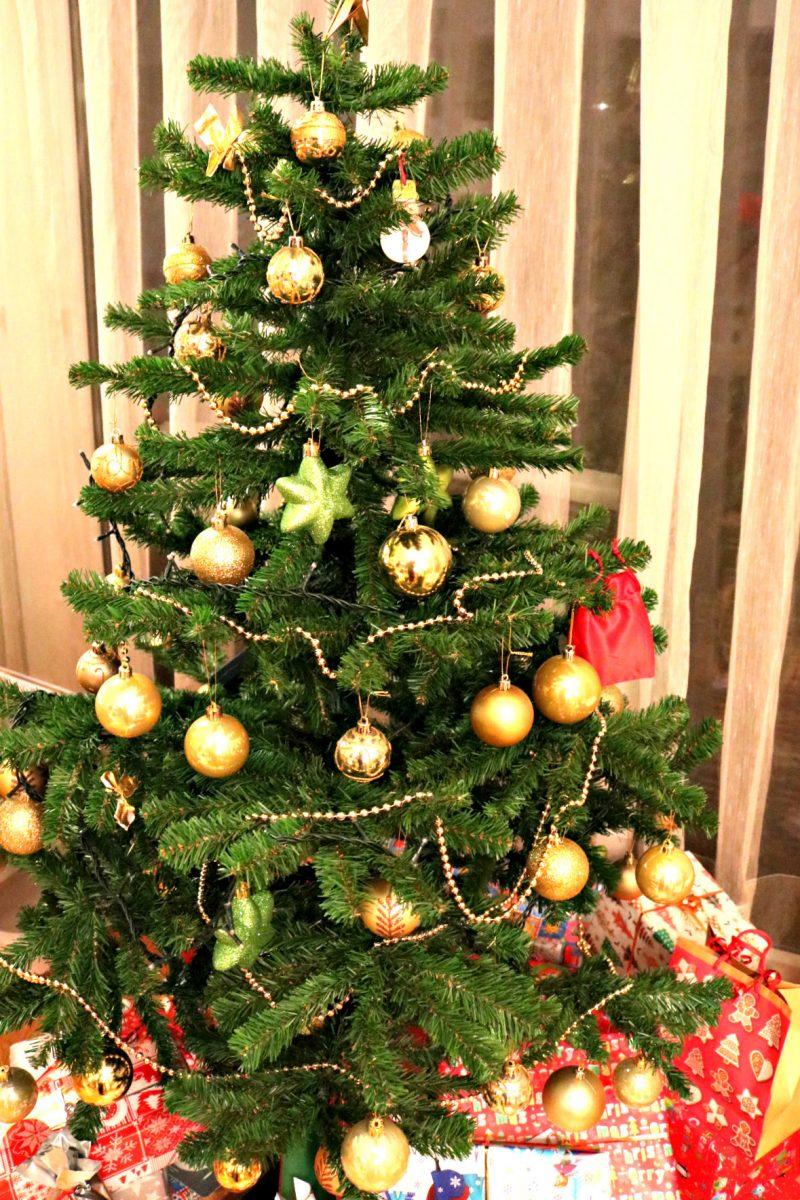 Christmas home decoration christmas tree