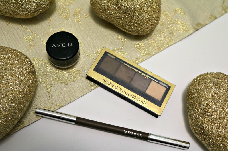 best make-up 2017 brow products