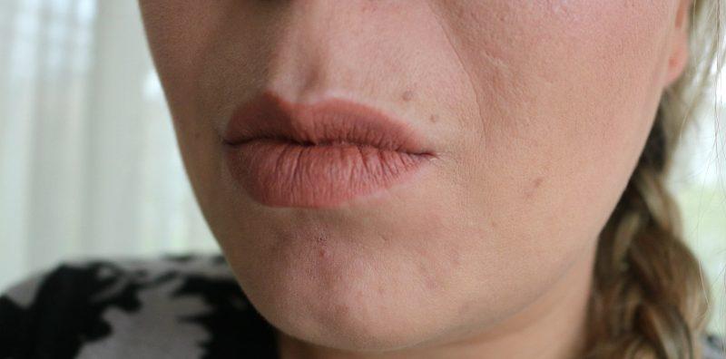 The Body Shop Matte Lip Liquid Windsor Rose