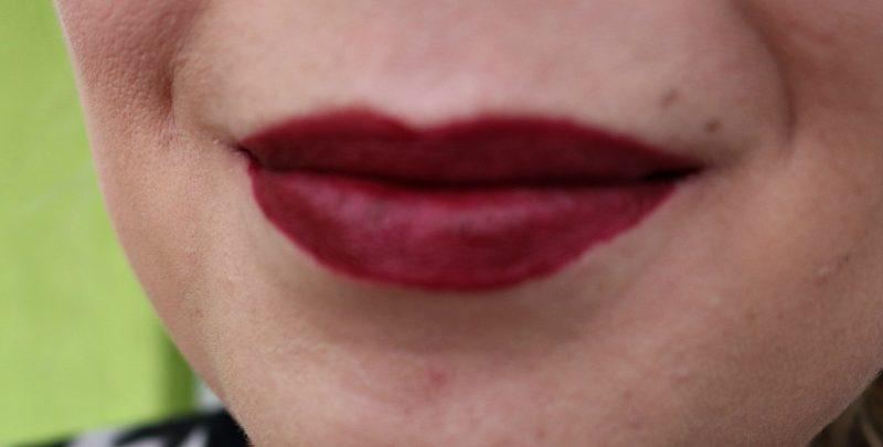 The Body Shop Matte Lip Liquid Mauritius Dahlia
