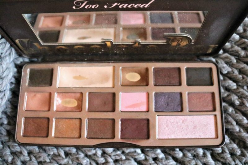 Project pan 2018 too faced chocolate bar