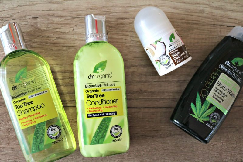 new beauty products Dr.Organic