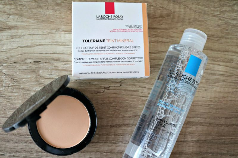 new beauty products La Roche-Posay