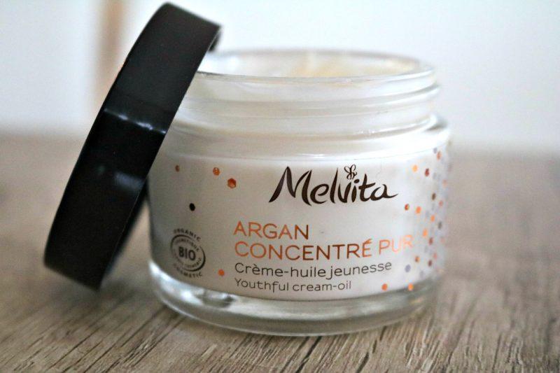 new beauty products Melvita argan