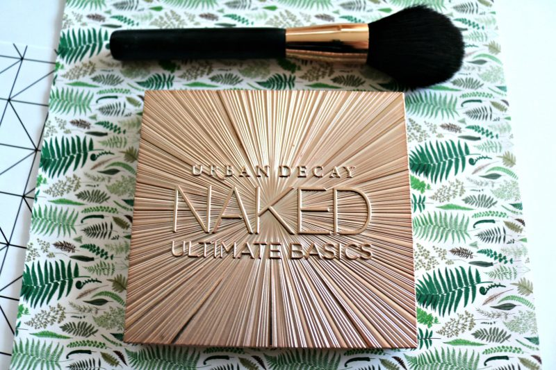 Urban Decay ultimate basics palette