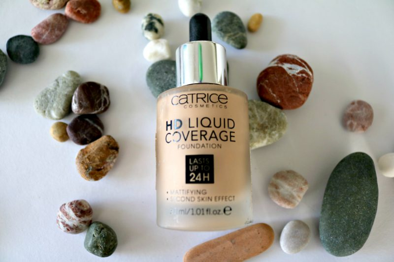 My top 5 Catrice HD Liquid Coverage
