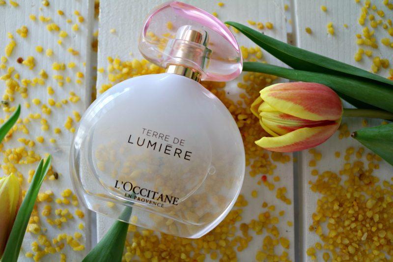 PR izdelek L'Occitane Terre De Lumiere