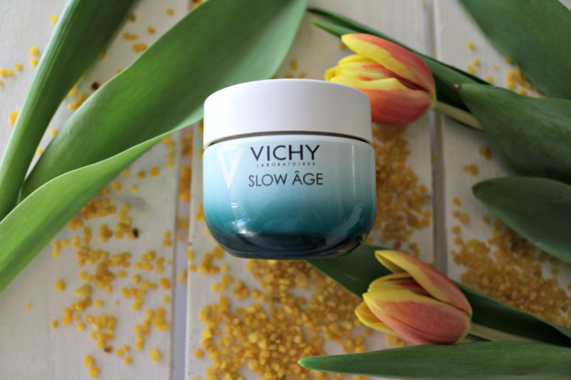 PR products Vichy Slow Age daily moisturizer