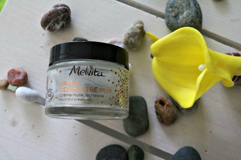 Porabljeni lepotni izdelki Melvita Concentrate Pur