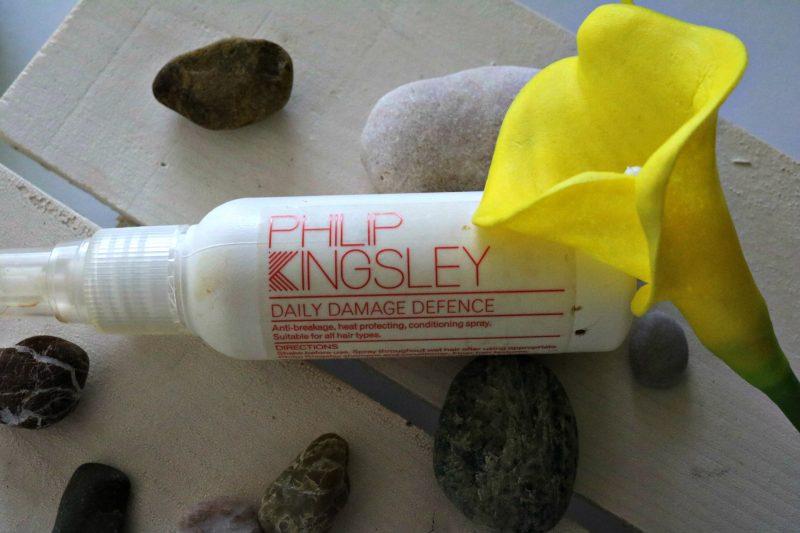 Porabljeni lepotni izdelki Philip kingsley daily damage defence spray