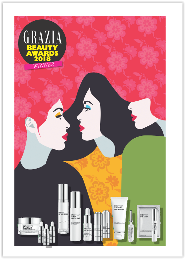 Grazia Beauty Awards 2018